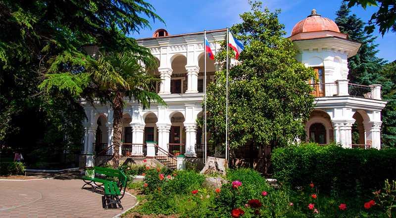 Алушта, Крым, отдых, достопримечательности