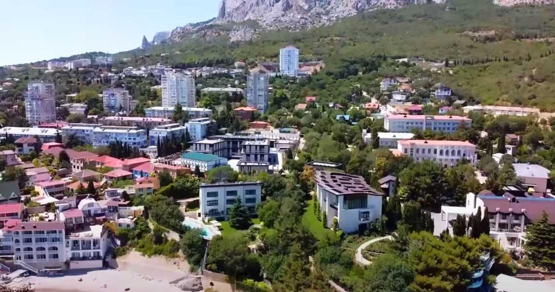 Форос – умиротворенное место Крымского полуострова