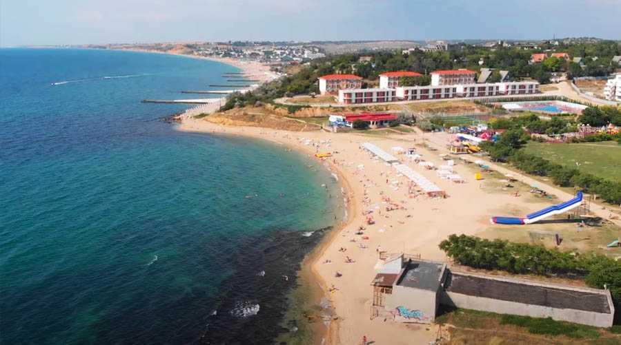 Севастополь - ТОП 10 пляжей Севастополя.
