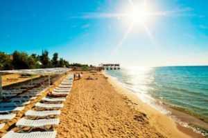 Лечение и отдых в Евпатории