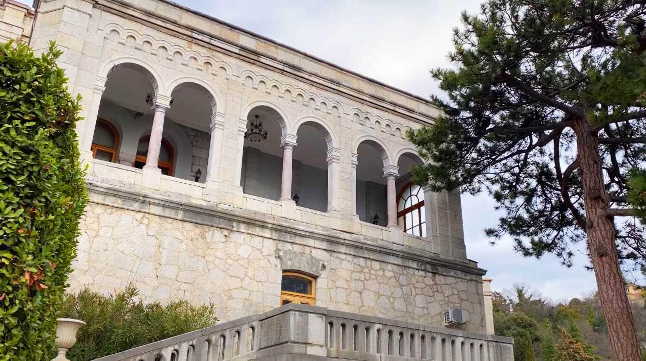 Юсуповский дворец в Крыму — жемчужина Кореиза